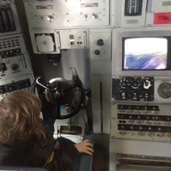 Photo taken at Submarine Force Library & Museum by Holly L. on 3/25/2015
