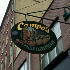 Photo taken at Campo's Deli by Mark T. on 9/27/2012