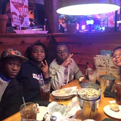 Photo taken at Texas Roadhouse by Cliff L. on 2/1/2015