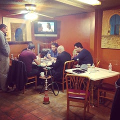 Photo taken at Ali Mama's Cafe by Melek H. on 3/12/2014
