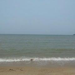 Photo taken at Batu 4 PD Beach by Khairul S. on 9/22/2012