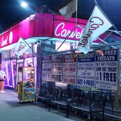 Photo taken at Carvel Ice Cream by Andrew M. on 2/26/2014