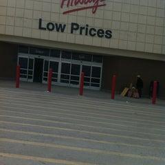 Photo taken at Walmart Supercenter by Michael M. on 3/15/2013