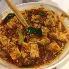 Photo taken at Mapo Tofu by Fanny L. on 11/26/2012