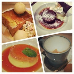 Photo taken at After You (อาฟเตอร์ ยู) by Thanchanok P. on 3/16/2013