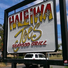 Photo taken at Haleiwa Joe's by Conor D. on 6/25/2013