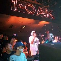 Photo taken at 1 OAK Nightclub by EJ C. on 5/26/2013