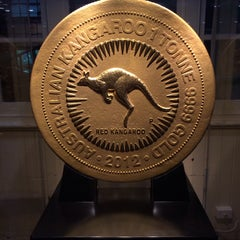 Photo taken at The Perth Mint by A.T. on 10/9/2013