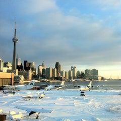 Photo taken at Billy Bishop Toronto City Airport (YTZ) by Craig S. on 12/30/2012