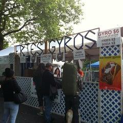 Photo taken at Northwest Folklife Festival by ⚡️Stephano T. on 5/26/2013