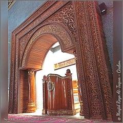 Photo taken at Masjid Raya At Taqwa Kota Cirebon by Rio K. on 9/1/2015