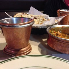 Photo taken at Malhi's Indian Cuisine by Amy W. on 3/2/2014