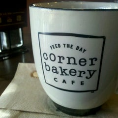 Photo taken at Corner Bakery Cafe by Anna M. on 1/3/2013