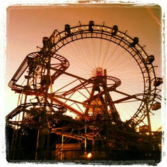 Photo taken at Wiener Prater by Lorena A. on 10/5/2012