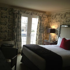 Photo taken at The Normandy Hotel by Jamo L. on 2/23/2013