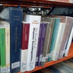 Photo taken at Biblioteca Central - PUCP by Teresa E. on 12/18/2012