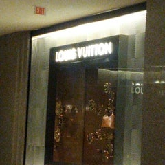 Photo taken at Louis Vuitton by J V. on 11/18/2012
