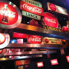 Photo taken at World of Coca-Cola by Beth M. on 4/21/2013