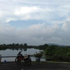 Photo taken at Bendungan Pice by Eshape B. on 3/12/2013