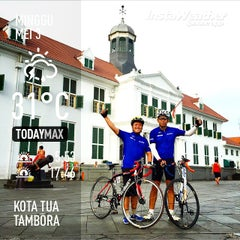 Photo taken at Museum Kota Tua by Eshape B. on 5/2/2015
