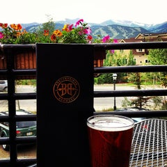 Photo taken at Breckenridge Brewery & Pub by Crispin B. on 7/18/2013