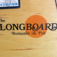 Photo taken at Longboard Restaurant & Pub by Karen W. on 3/14/2015