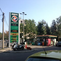 Photo taken at MB Gas   BS Budimska by Marko A. on 8/11/2013