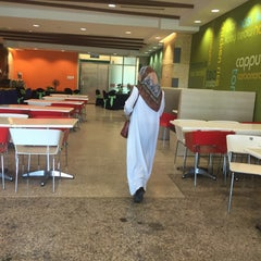 Photo taken at Kafeteria Kementerian Pengajian Tinggi by Fatin F. on 12/7/2015