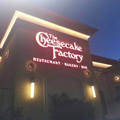 Photo taken at The Cheesecake Factory by Jason K. on 2/15/2013