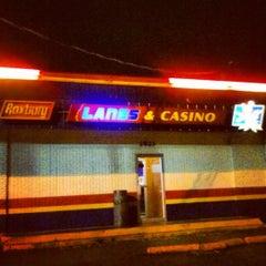 Photo taken at Roxbury Lanes by Rozi R. on 11/24/2012