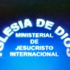 Photo taken at Iglesia Ministerial de Jesucristo Internacional by Lina S. on 9/16/2012
