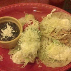 Photo taken at Tacos Mexico Restaurant by Jeff A. on 12/16/2012