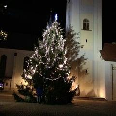 Photo taken at Pivovar Modrá Hvězda by 🎀Nanne . on 12/31/2015