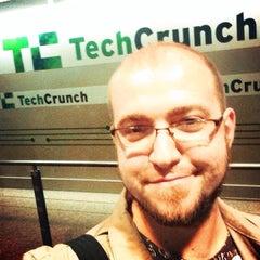 Photo taken at TechCrunch HQ by Ivan B. on 10/9/2014