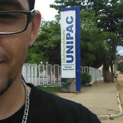 Photo taken at Unipac - Universidade Presidente Antônio Carlos by Ronan C. on 12/1/2014