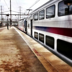 Photo taken at NJT - Trenton Transit Center (NEC) by Chris S. on 11/28/2012
