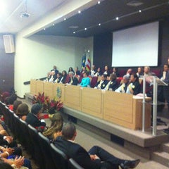 Photo taken at Tribunal Regional do Trabalho da 8ª Região by Herisson L. on 11/30/2012