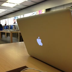 Photo taken at Apple Store, Arrowhead by Richard G. on 3/29/2013