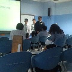 Photo taken at อาคาร 1 บริการวิทยาการ (Building 1) by punch g. on 3/17/2014
