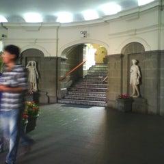 Photo taken at Municipalidad de Miraflores by Karen A. on 1/31/2013