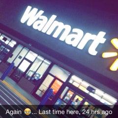 Photo taken at Walmart Supercenter by Nadiya S. on 10/26/2015