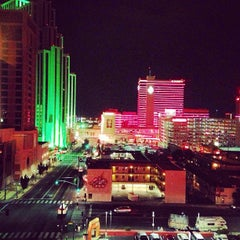 Photo taken at Sands Regency Casino & Hotel by Kirill S. on 9/4/2013