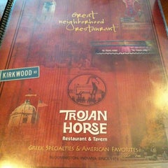Photo taken at Trojan Horse by Marcy B. on 10/7/2012