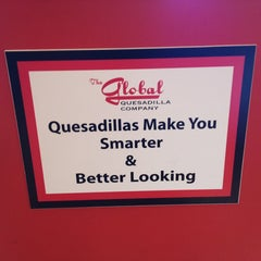 Photo taken at Global Quesadilla by D W. on 5/24/2013