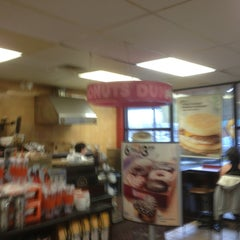 Photo taken at Dunkin' Donuts by Mark C. on 2/27/2013
