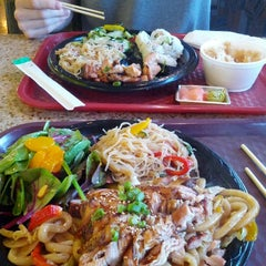 Photo taken at SanSai Japanese Grill by Brooks R. on 10/8/2012