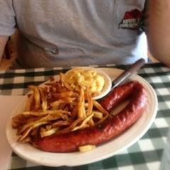 Photo taken at Barnstormer BBQ by David P. on 6/1/2013