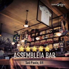 Photo taken at Assembléia Bar by Guto C. on 4/21/2013