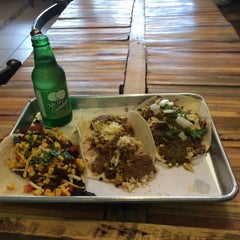 Photo taken at Capital Tacos by Tim A. on 8/13/2015