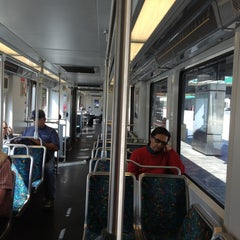 Photo taken at Metro Gold Line - Lake Station by Anne A. on 3/16/2013